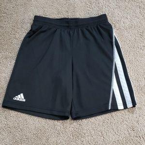 Boys adidas climalite shorts